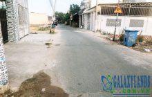 Bán đất mặt tiền hẻm 322 Huỳnh Văn Lũy phường Phú Lợi, Bình Dương