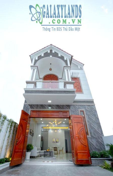 Bán nhà khu dân cư Hiệp Thành 1, Thủ Dầu Một, Bình Dương