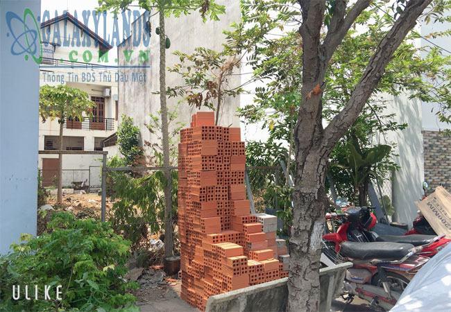 Bán đất mặt tiền đường N7 khu dân cư Phú Hòa 1