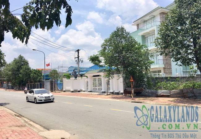 Bán đất đường Nguyễn Đức Thuận Hiệp Thành