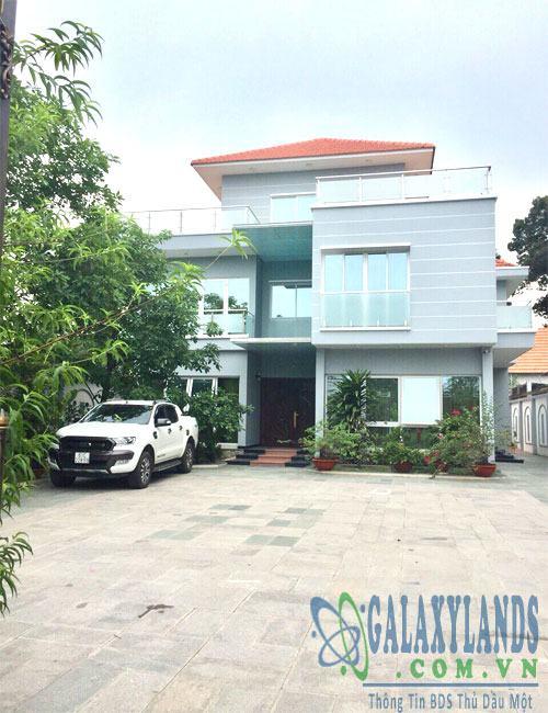 Bán nhà Phú Lợi