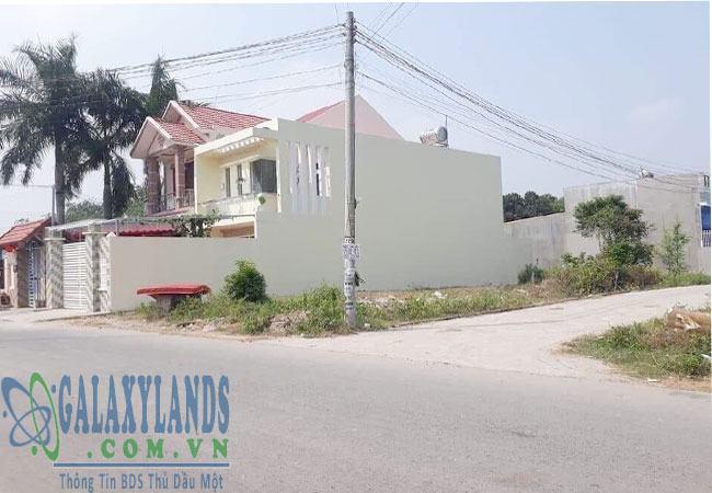 Bán đất đường DX13 Phú Mỹ