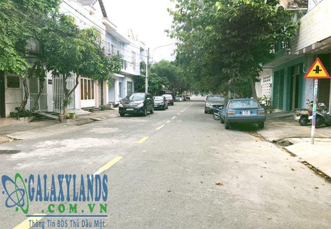 Bán đất khu dân cư Phú Hòa 1, mặt tiền đường N7, phường Phú Hòa, Tp. Thủ Dầu Một, Bình Dương