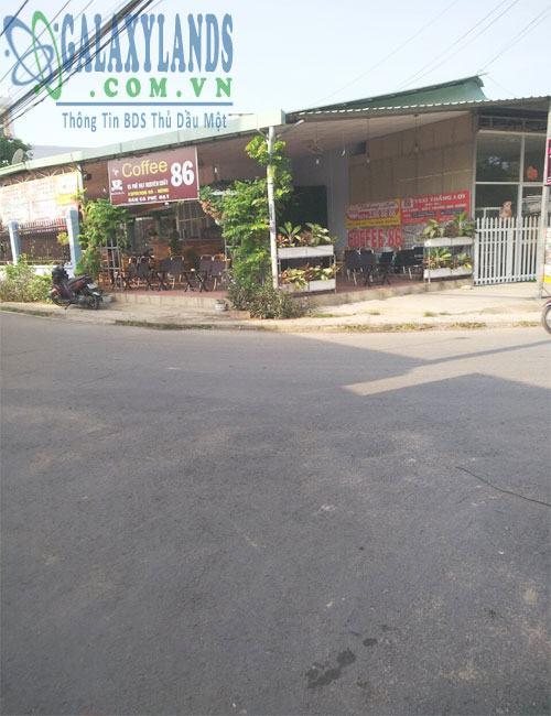 Bán đất hẻm 48 Hoàng Hoa Thám Phú Lợi
