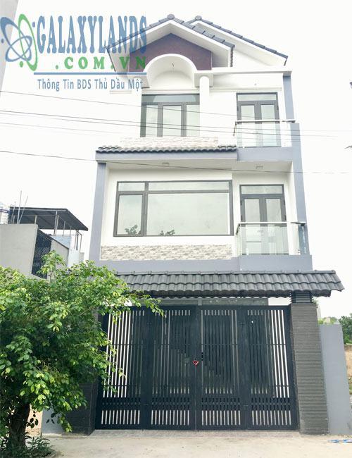 Bán nhà khu dân cư Phú Hòa 2