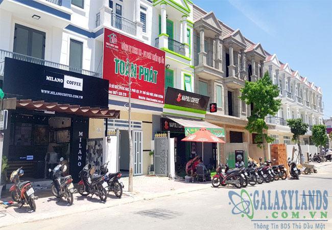 Bán đất đường D2 khu dân cư Phúc Đạt, Thủ Dầu Một, Bình Dương