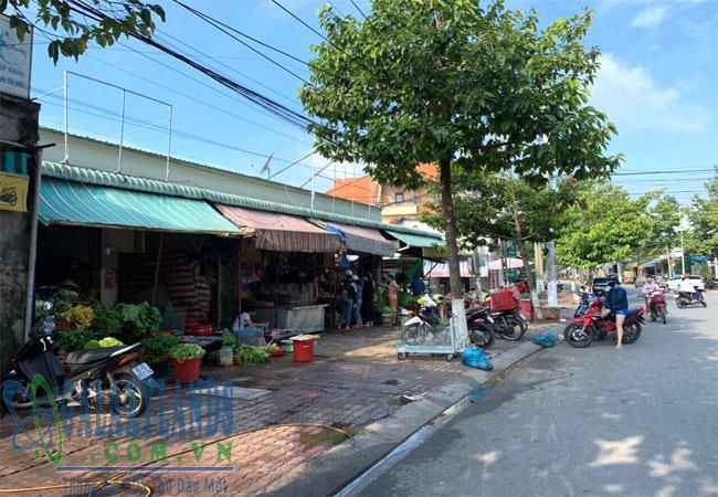 Bán đất đường Nguyễn Bình Bình Dương