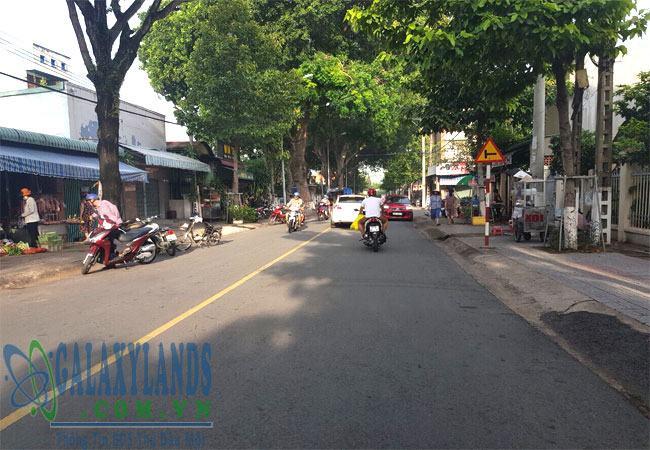Bán đất đường Nguyễn Văn Lên Phú Lợi