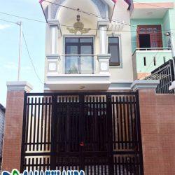 Bán nhà đường DX49 phường Phú Mỹ, Thủ Dầu Một, Bình Dương