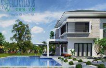 Bán đất xây biệt thự hẻm 288 Huỳnh Văn Lũy, Phú Lợi