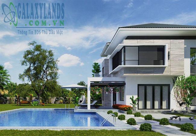 Bán đất xây biệt thự thành phố Thủ Dầu Một, Bình Dương