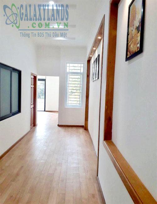 Bán nhà hẻm 23 Lê Thị Trung gần đại học Mở Phú Lợi, Thủ Dầu Một