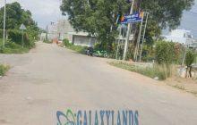 Bán đất mặt tiền đường DX25 Phú Mỹ diện tích 6x21m