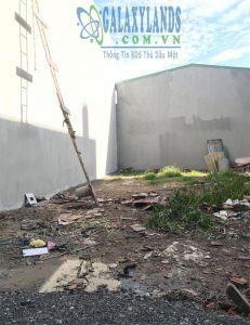 Bán đất đường DX58 Phú Mỹ