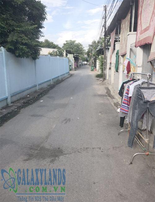 Bán đất đường Lê Hồng Phong Phú Hòa