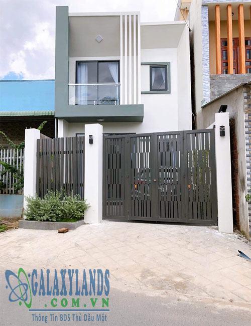 Nhà đường DX06 phường Phú Mỹ Thủ Dầu Một