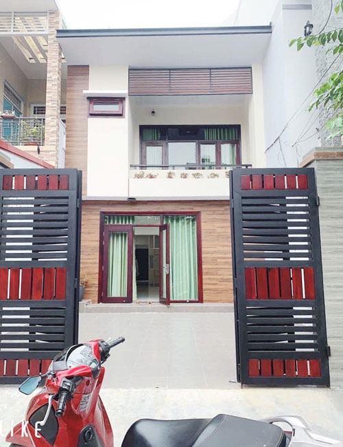 Bán nhà đường N1 khu dân cư K8 Hiệp Thành, Thủ Dầu Một