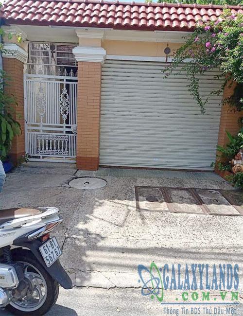 Bán nhà đường Nguyễn Thị Tân Phú Lợi