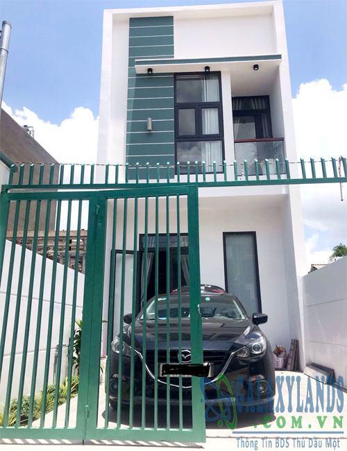 Bán nhà hẻm 340 Nguyễn Thị Minh Khai, phường Phú Hòa, Thủ Dầu Một, Bình Dương