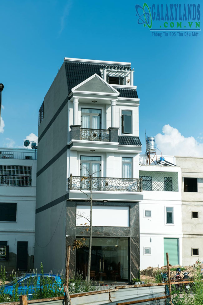 Bán nhà đường Hoàng Hoa Thám, khu dân cư Phúc Đạt, Thủ Dầu Một