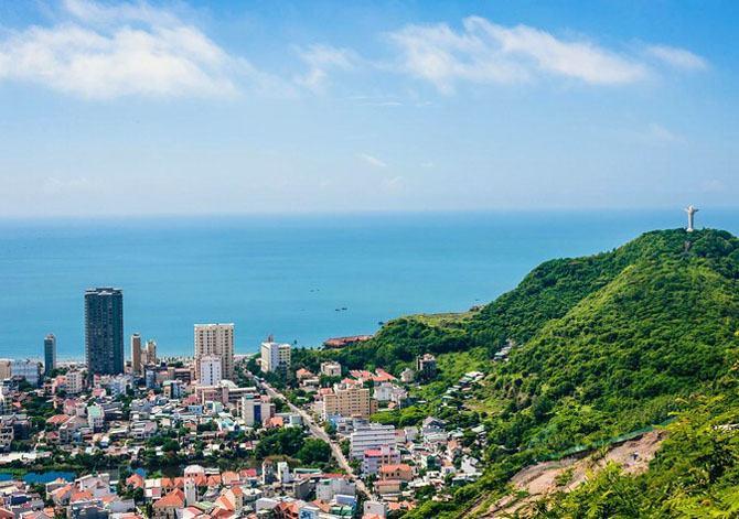 Du lịch biển thành phố Vũng Tàu