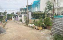 Bán lô đất 4.5x20m hẻm khách sạn Trúc Xanh, Phú Hòa
