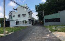 Bán đất mặt tiền đường DX58 Phú Mỹ DT 133m2