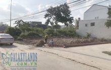 Bán đất hẻm 385 Lê Hồng Phong Phú Hòa 2 lô liền kề.