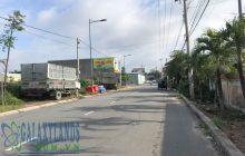 Bán đất tái định cư Phú Hòa 6x17m đối diện công ty Hương Quỳnh