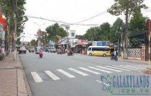 Bán nhà mặt tiền đường Huỳnh Văn Lũy Phú Lợi gần UBND phường