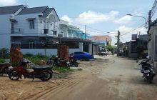 Bán 3 lô đất 5x30m hẻm nhà nghĩa Trúc Xanh Phú Hòa.
