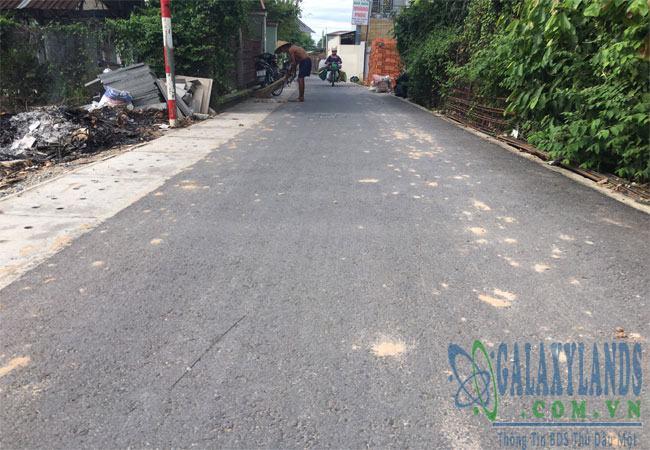 Bán đất hẻm đường Nguyễn Bình Phú Lợi