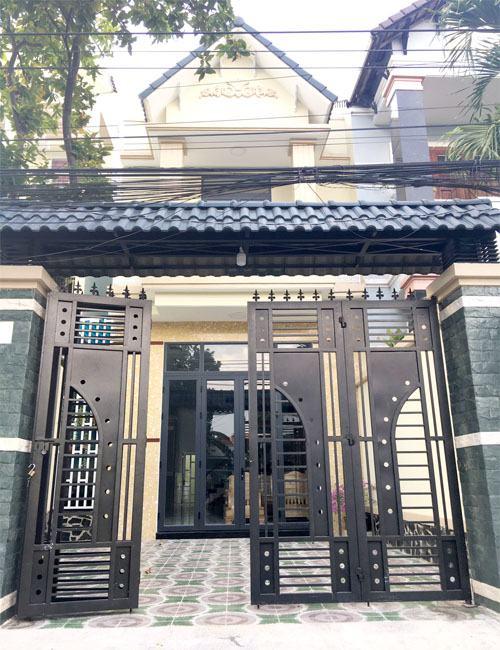 Bán nhà đường Lê Thị Trung Phú Lợi