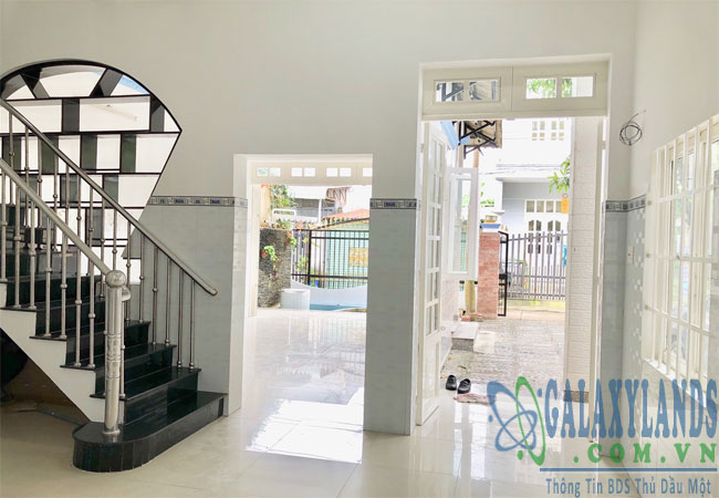 Bán nhà Phú Hòa Thủ Dầu Một