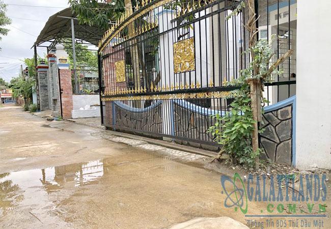 Bán nhà hẻm 93 Nguyễn Thị Minh Khai Bình Dương