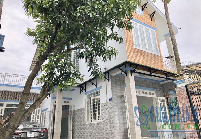 Bán nhà hẻm 93 Nguyễn Thị Minh Khai Phú Hòa