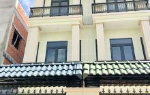 Bán nhà đường 30/4 Phú Hòa xây 1 trệt 2 lầu, 4 phòng ngủ