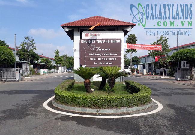 Nhà đất biệt thự Tiamo Phú Thịnh