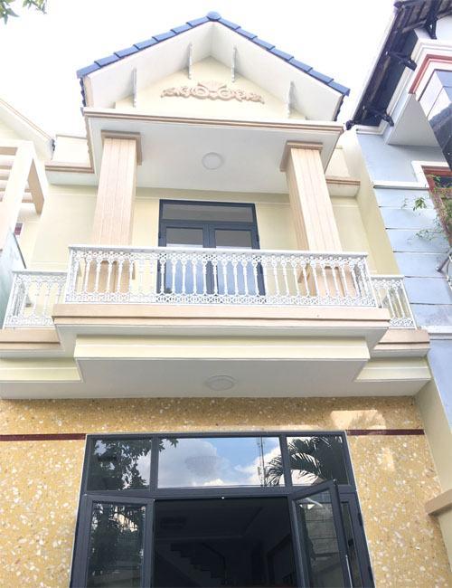 Bán nhà hẻm 23 Lê Thị Trung, phường Phú Lợi, Thủ Dầu Một