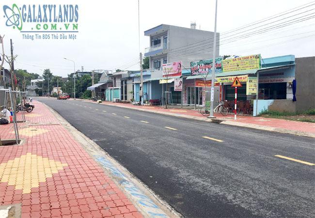 Bán đất đường Cây Me Phú Lợi