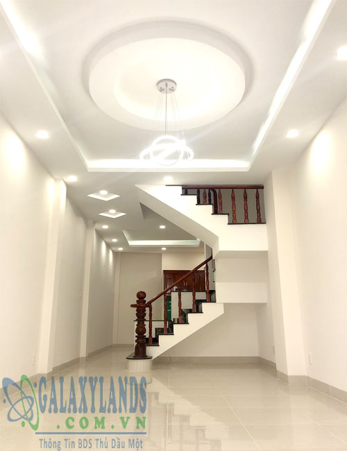 Bán nhà đường Trần Bình Trọng, phường Phú Thọ, Bình Dương