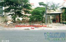 Bán đất đường D8 khu dân cư Chánh Nghĩa 5x20m