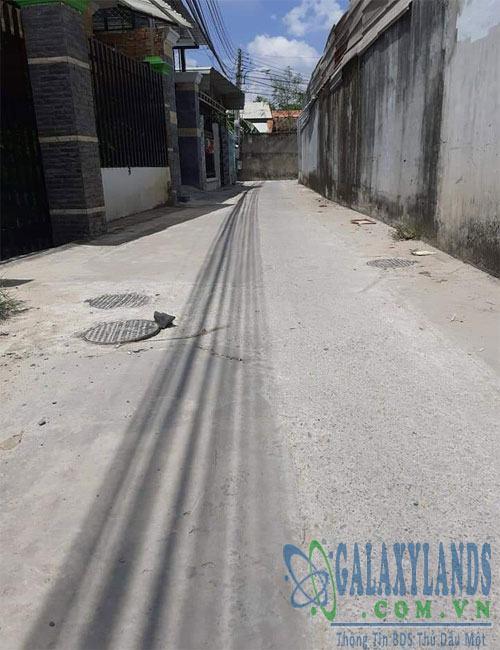 Bán đất đường Nguyễn Văn Trỗi Hiệp Thành