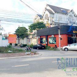 Bán đất lô góc 2 mặt tiền đường Phạm Thị Tân Phú Lợi
