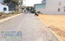 Bán đất Phú Lợi đối diện khu dân cư Phúc Đạt diện tích 6x21m