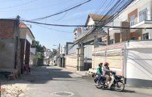 Bán đất hẻm đường Huỳnh Văn Lũy Phú Lợi 3 lô liền kề.