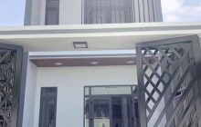 Bán nhà hẻm 288 Huỳnh Văn Lũy Phú Lợi 1 trệt 1 lầu xây mới.
