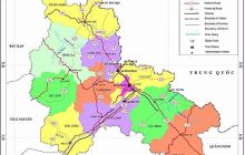 Bản đồ Lạng Sơn | Bản đồ hành chính tỉnh Lạng Sơn