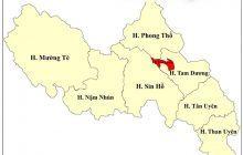 Bản đồ tỉnh Lai Châu | Bản đồ hành chính tỉnh Lai Châu Full HD