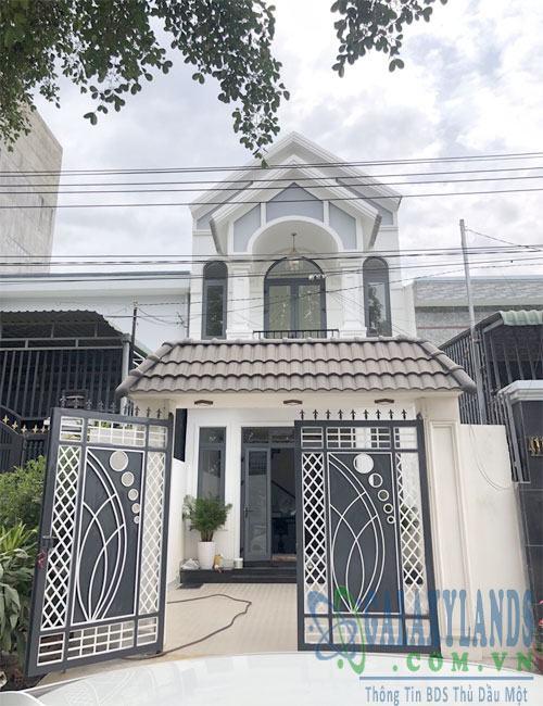 Bán nhà phường Hiệp Thành